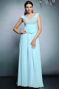 Robe Pour Invité Mariage : robe bleu pour mariage invit simple sans manche ~ Melissatoandfro.com Idées de Décoration