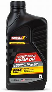 Mag 1 U00ae Pressure Washer Pump Oil