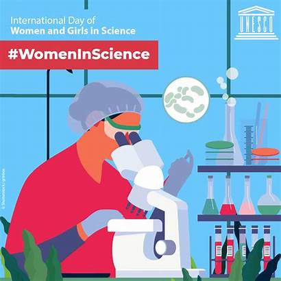 Science Fems International Unconscious Scientists Equality Microbiology