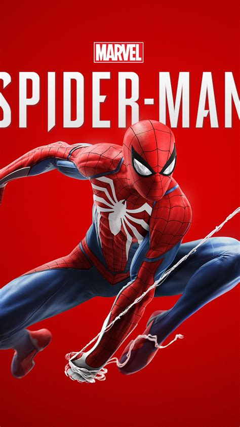 Spider Man 2018 4k Ps4 Game Wallpapers  Hd Wallpapers