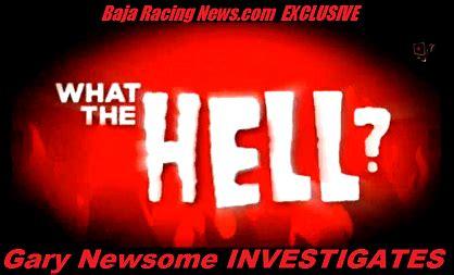Gary Newsome by Baja Racing News Live Bulletin Los Cabos Racing
