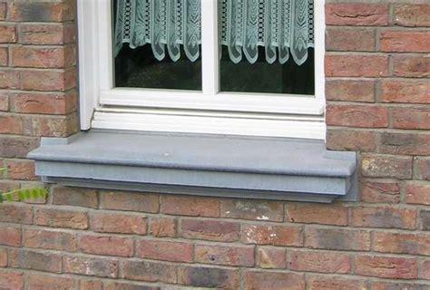 Fensterbank Verkleidung Aussen by Fensterbank Fensterb 228 Nke Modell 252 Bersicht Niessen