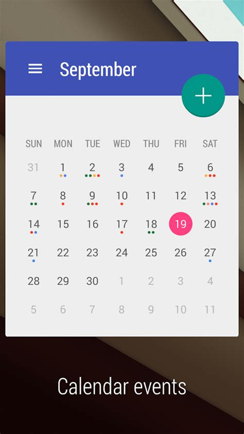 calendar widget android month calendar widget 187 apk thing android apps free