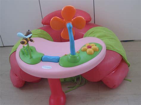 siege gonflable bébé smoby siège gonflable cosy seat cotoons de smoby aukazoo