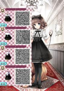 Animal Crossing New Leaf QR Codes Dress