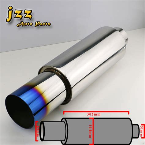 Online Buy Wholesale Honda Civic Exhaust Tips From China