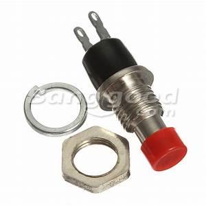 Mini Interrupteur Poussoir : 10pcs mini bouton poussoir momentan de l 39 interrupteur 0 ~ Edinachiropracticcenter.com Idées de Décoration