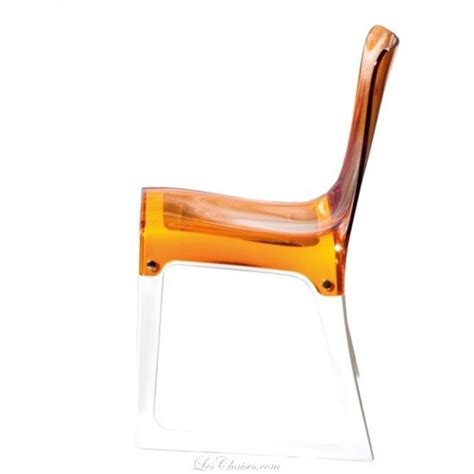 chaise transparente design chaise design arco transparente et chaises design softline
