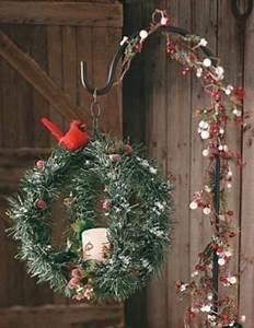 Beautiful, Rustic, Outdoor, Christmas, Decoration, Ideas, 12