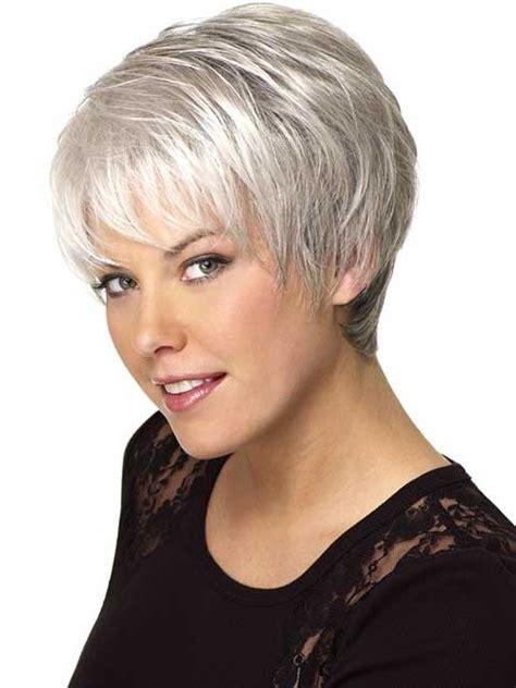 silver short hair ideas   short hairstyles