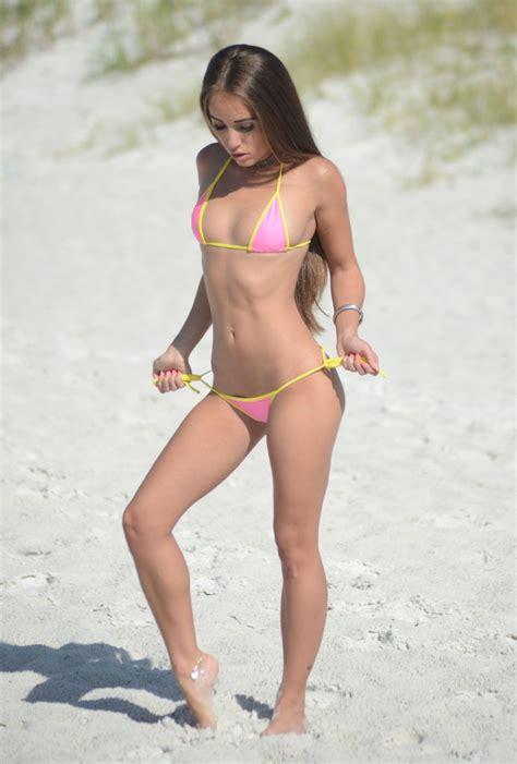 morgane polanski bikini melissa lori does a beach photo shoot moejackson