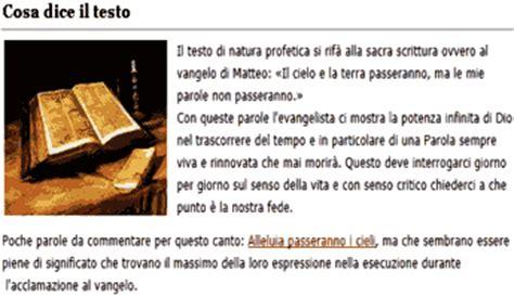 Canti Liturgici Ingresso by Testi Canti Liturgici Animazione Liturgica