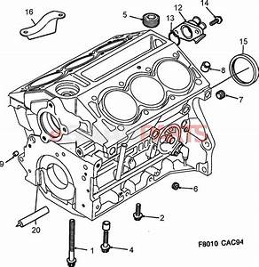 90325572  Saab Rear Main Seal - Crankshaft