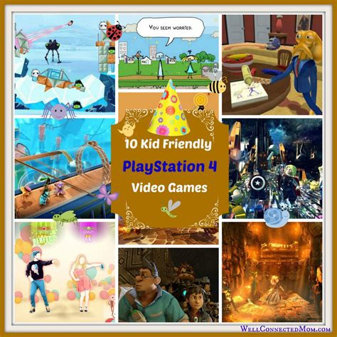 10 kid friendly playstation 4 the well 835 | 10 Kid Friendly Video Games for PlayStation 4 Logo 1024x1024