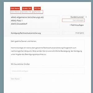 Wohnung Kündigen Per Email : arag k ndigen vorlage download chip ~ Lizthompson.info Haus und Dekorationen