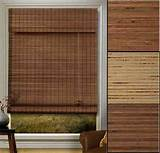 Asian outdoor bamboo blinds