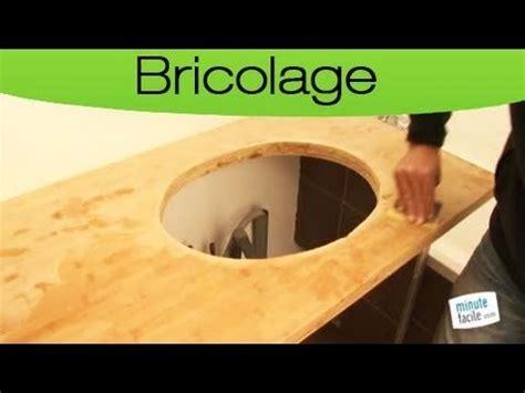 protege plan de travail cuisine etapes pour vitrifier un plan de travail en bois