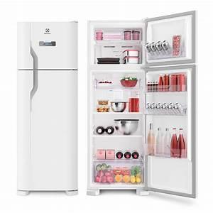 Refrigerador    Geladeira Electrolux  Frost Free  2 Portas
