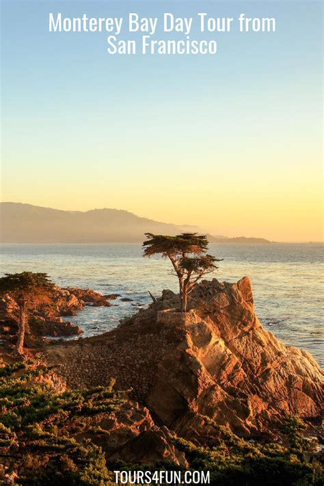 Driving distance = 130 miles. Discover the beauty of Monterey Bay in this one-day tour ...