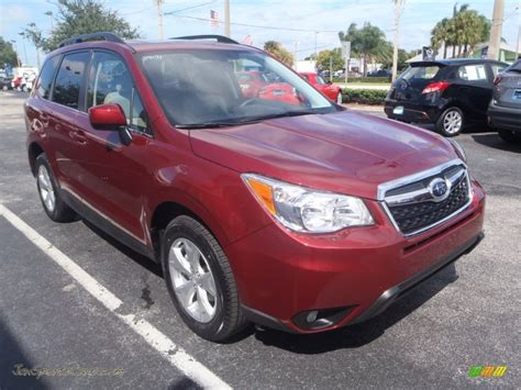 venetian red subaru 2014 subaru forester 2 5i limited in venetian red pearl