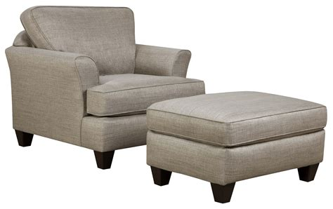 Chair And Ottoman Cover Set by Furniture Cool Grey Ottoman Slipcover Design With Grey