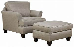 Living room chairs with ottomans peenmediacom for Living room chairs and ottomans