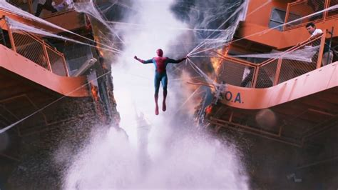 spider man homecoming film wallpaper  baltana