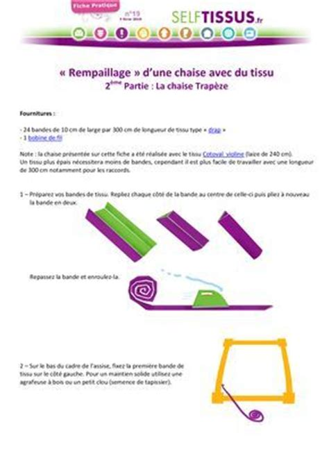25 best ideas about rempaillage chaise on rempaillage de chaise cannage de chaise