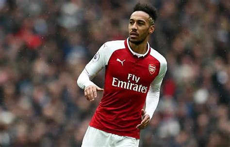 Arsenal's Aubameyang leads golden boot race - Voice of Nigeria