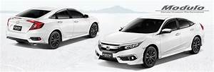Honda Civic Modulo launched in Philippines in Three ...
