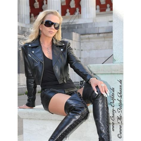 leather jacket ds  crazy outfits webshop