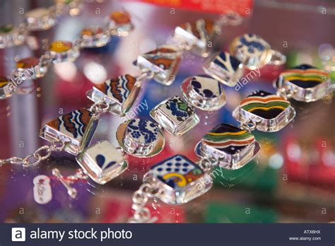 Mexican Jewelry Store Stock Photos & Mexican Jewelry Store