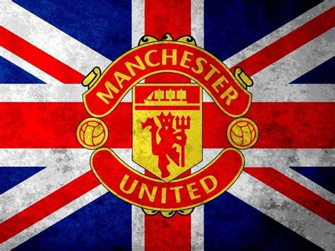 manchester united logo wallpapers hd  wallpaper cave