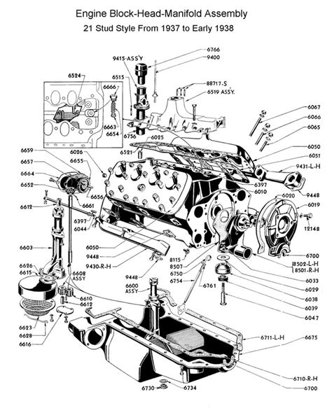 Ford V8 Engine Diagram by 61 Best Images About Paperclip Engine On