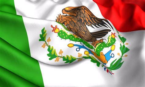Razones por las que la bandera de México es considerada ...