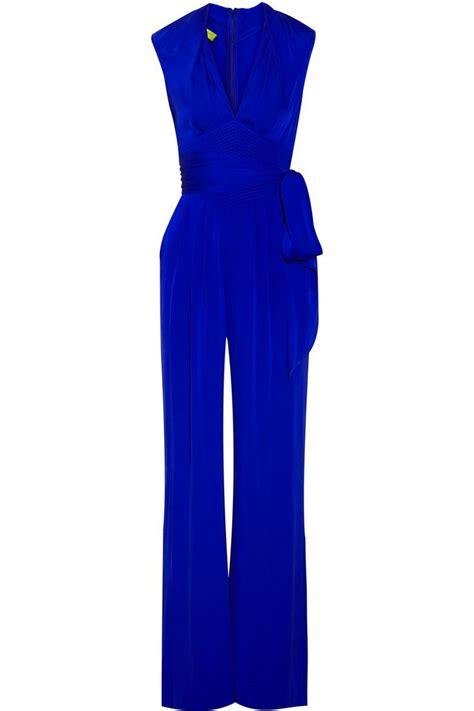 blue jumpsuit womens 25 best ideas about cobalt blue dress on blue