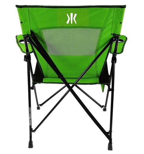 oversized cing chairs green outdoor fishing patio