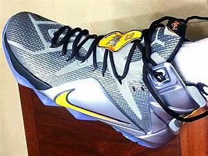 """Preview of Possibly Upcoming Nike LeBron XII """"Flight ..."""