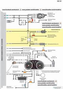Diagrama El U00e9trico Inje U00e7 U00e3o Eletr U00f4nica