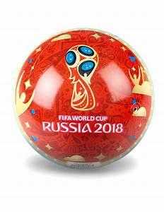 Fußball Wm 2018 Fanartikel : wm fussball 2018 fanartikel 23 cm rot bunt accessoires ~ Kayakingforconservation.com Haus und Dekorationen