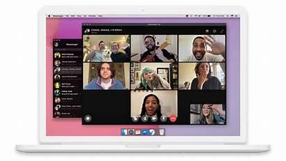 Messenger Desktop App Calls Screen Stay Call