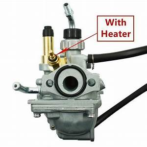 Carburetor W   Heater For Yamaha Ttr50 Carb Dirt Bike Parts