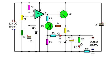 friendly charger schematic  mobile phonesca