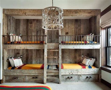modern bunk bed ideas     lives easier