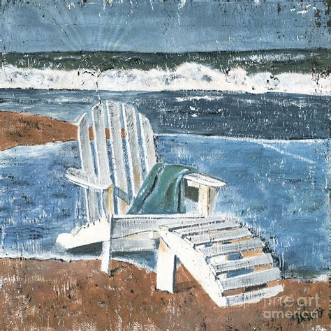 adirondack chair by debbie dewitt