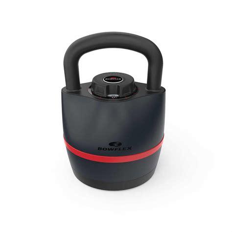 kettlebell bowflex selecttech adjustable savvy fitness kettlebells