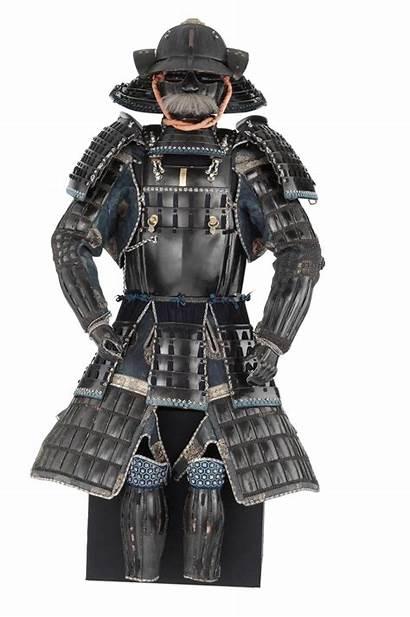 Armour Samurai Suit Transparent Gusoku Sendai Armor