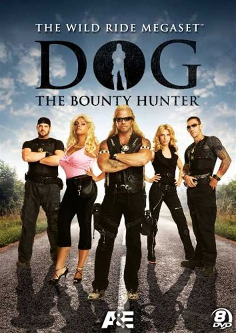 dog the bounty hunter dvd news announcement for dog the