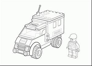 Lego City Coloring Pages Coloringsuitecom