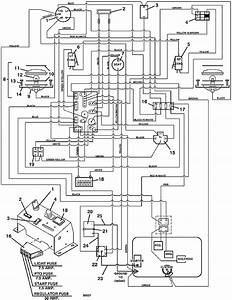 Model 618 2001 Wiring Diagram